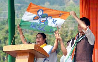Mamata Banerjee Bhaichung bhutia