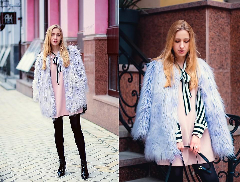 22592fd2e E uma tendência que vai bombar, aliás já está bombando mundo a fora, é o do  casaco de pelúcia que também pode ser chamado de teddy bear coat (casaco de  ...
