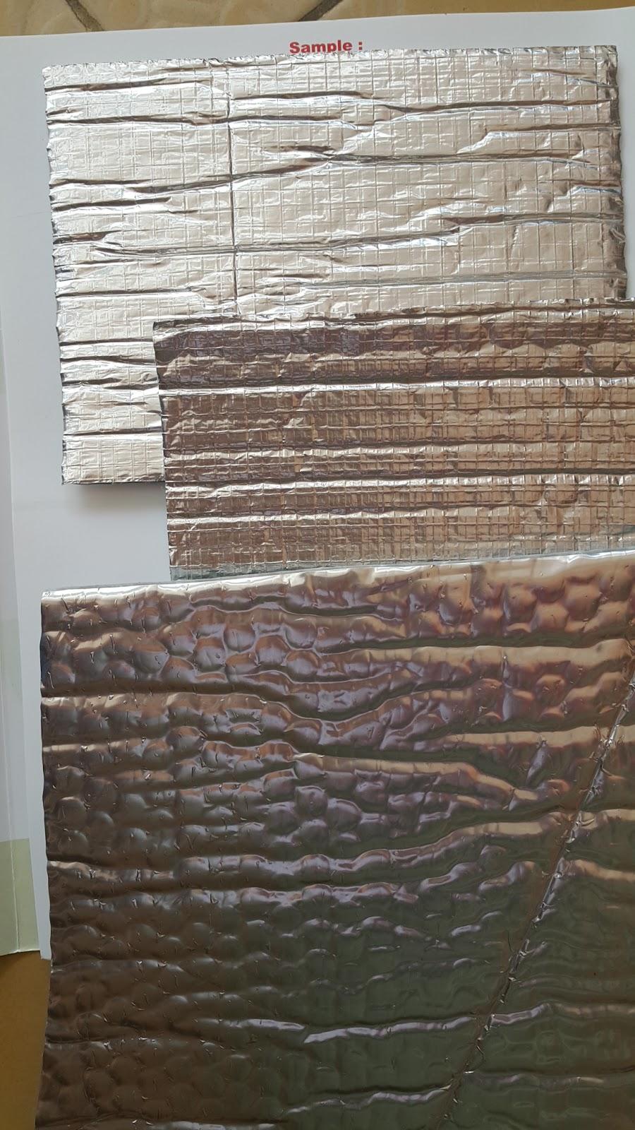 Jenis Atap Rumah Baja Ringan Harga Aluminium Foil ~ Kontraktor & Distributor ...