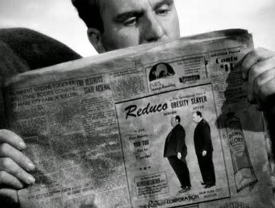 Το πρωτότυπο cameo του Hitchcock στο Lifeboat