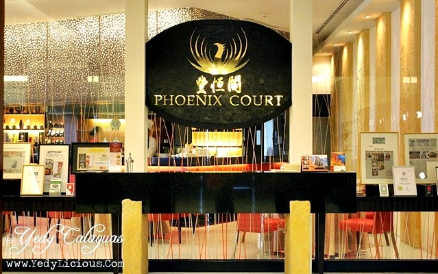 Dimsum Eat-All-You-Can at The Phoenix Court of The Bellevue Manila