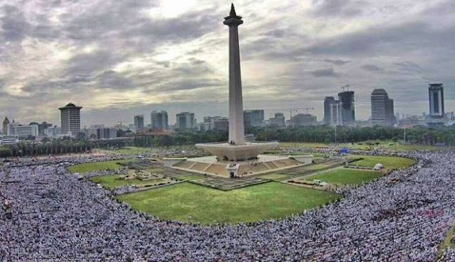 Analisa Habib Rizieq Massa Aksi 2 Desember Sampai 7,5 Juta Orang