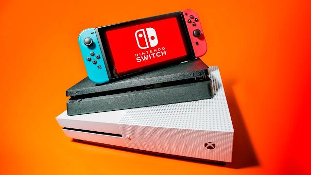 تفاصيل مبيعات أجهزة الألعاب للأسبوع الماضي و قفزة نوعية لكل المنصات …