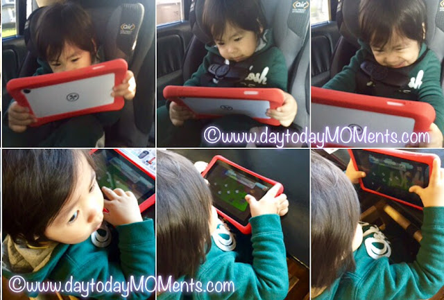 homeschool learning tablet