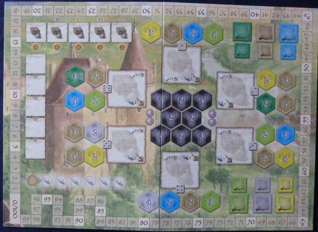 Castello Di Cartone Art Attack : Riscopriamoli] i castelli della borgogna giochi sul nostro tavolo