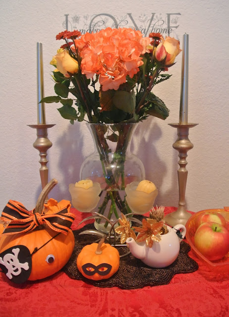 table Decor, Home Decor, Fall