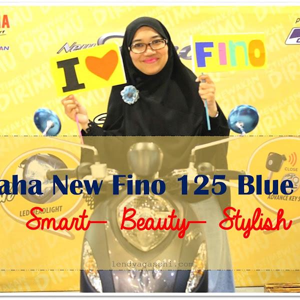 Touring Bersama Yamaha New Fino 125 Blue Core