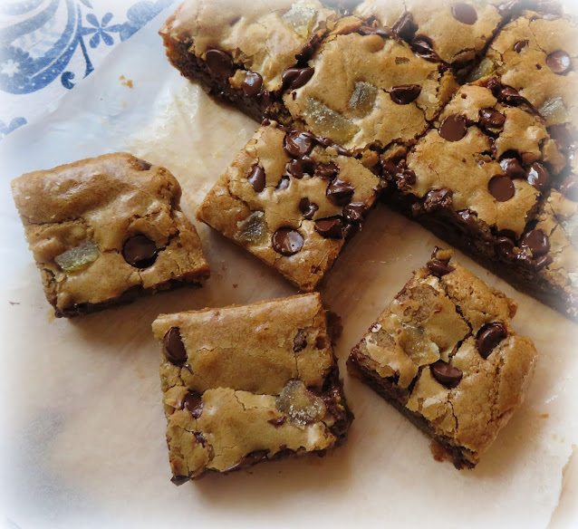 Perfect Blondies