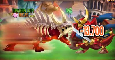 Dragão Selvagem Nobre - Novo Heroico!