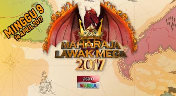 Live Streaming Maharaja Lawak Mega 2017 Minggu 9