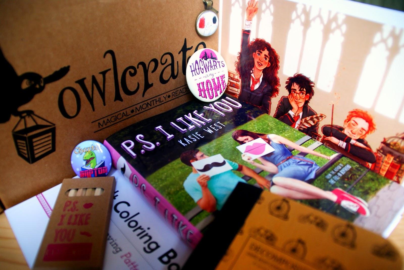 Napi könyv  Tizedik OwlCrate csomag érkezése! ddd43f0fab