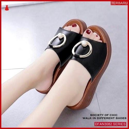 DFAN3082S84 Sepatu Ss30 Wedges Wedges Wanita Murah Terbaru BMGShop