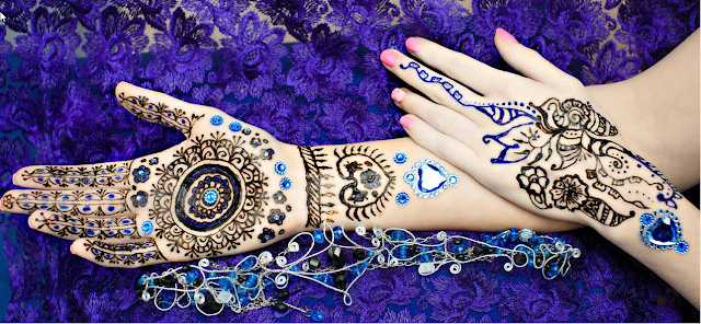 Eid ul Adha Mehndi Designs for Girls