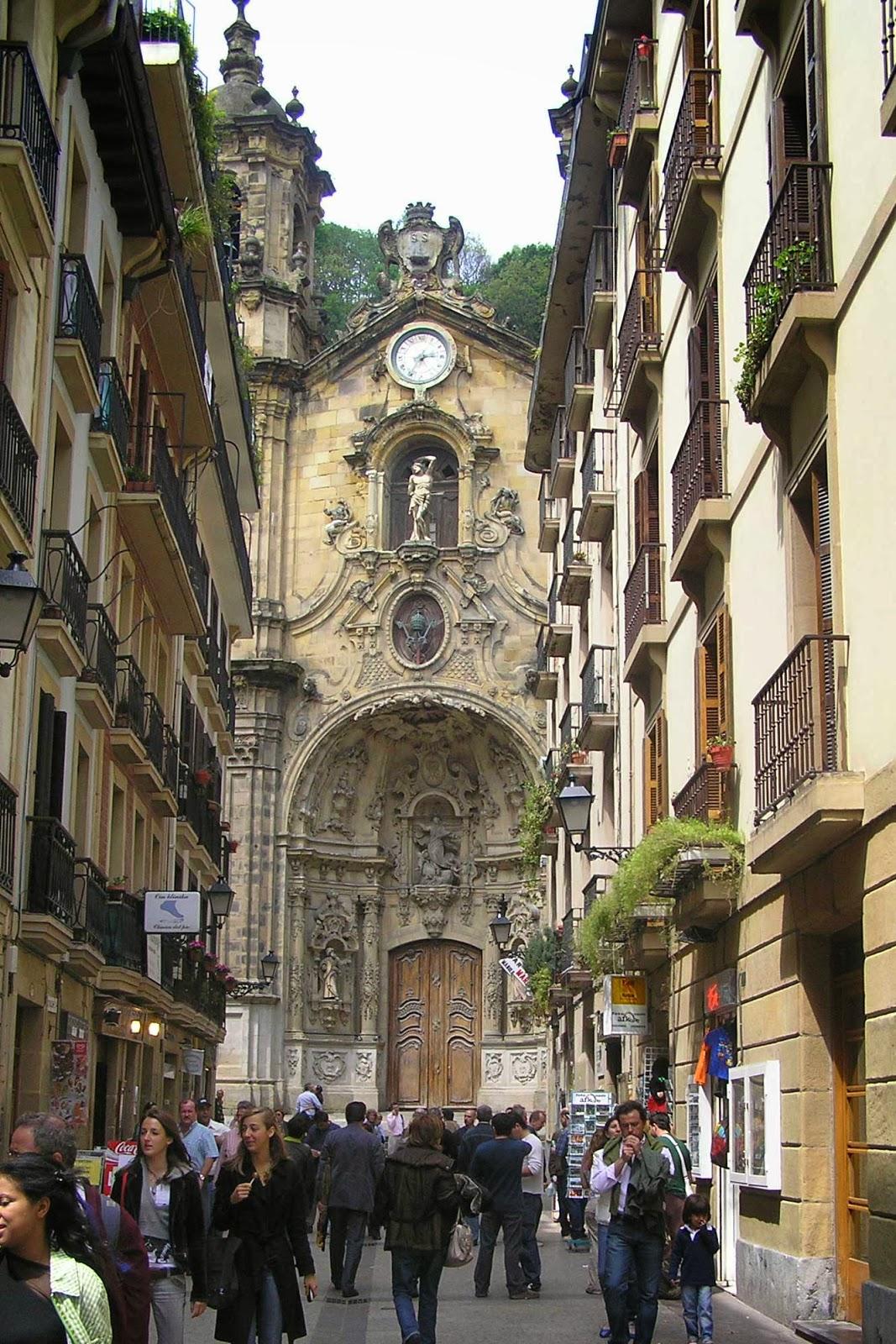 Basílica de Santa María.