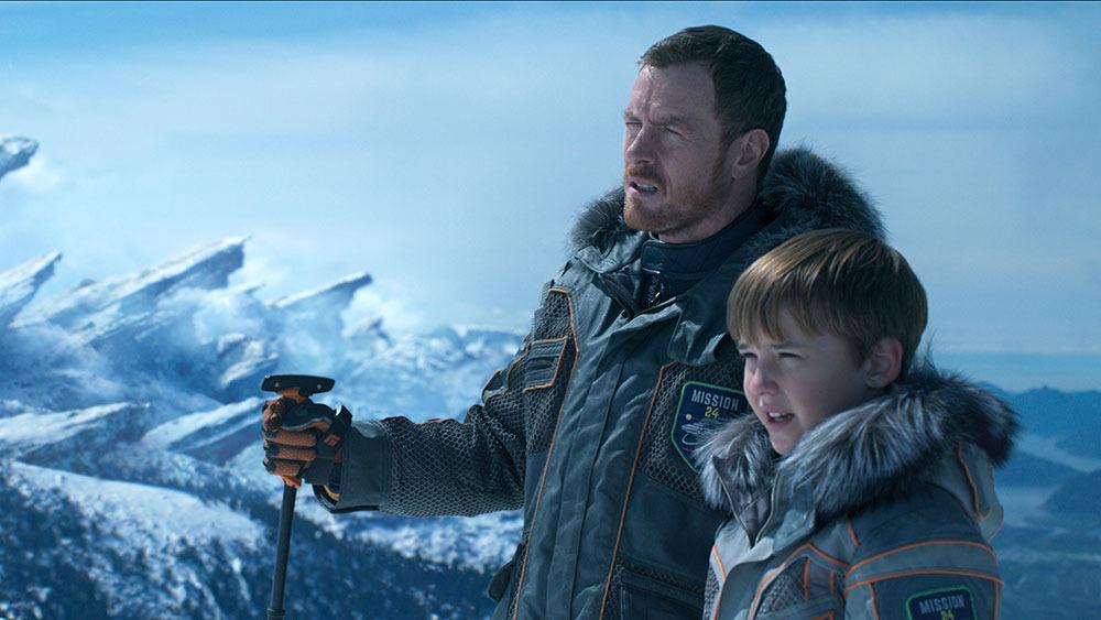 Toby Stephens y son padre e hijo en la nueva ficción de Netflix