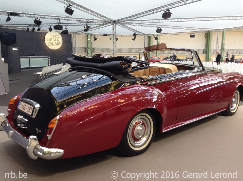 rolls royce bentley les grandes marques automobiles au grand palais. Black Bedroom Furniture Sets. Home Design Ideas