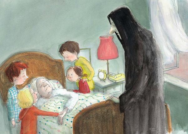 carte copil doliu durere pierdere 11
