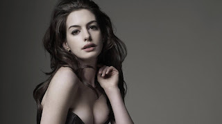 Anne hathaway big boobs wallpapers