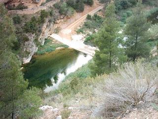 carretera acceso, Beceite, Beseit, 3