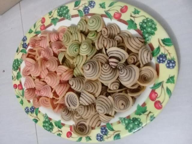Resep Kue Kuping Gajah, Tanpa Ribet