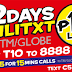 TM Unlimited text to Globe/Tm for 2 days