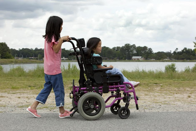 Acessibilidade para deficientes físicos na Califórnia