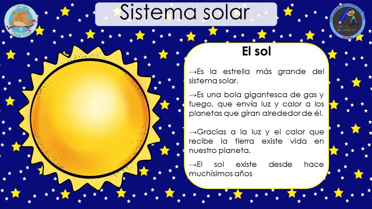 GIFS DE NATURALEZA: Sistema solar