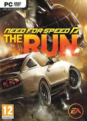 "Оригинальный ""need for speed the run. Exe""."