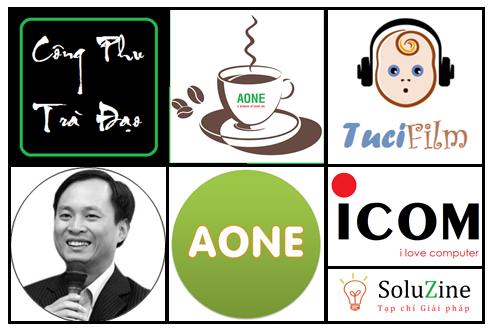 [Tổng hợp] Một vài dự án thương hiệu đã tư vấn, sáng tạo và thực hiện