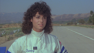 Tomboy 1985 Betsy Russell girl race car driver