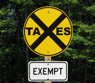 Tax, Exempt, Foreign Corporation,