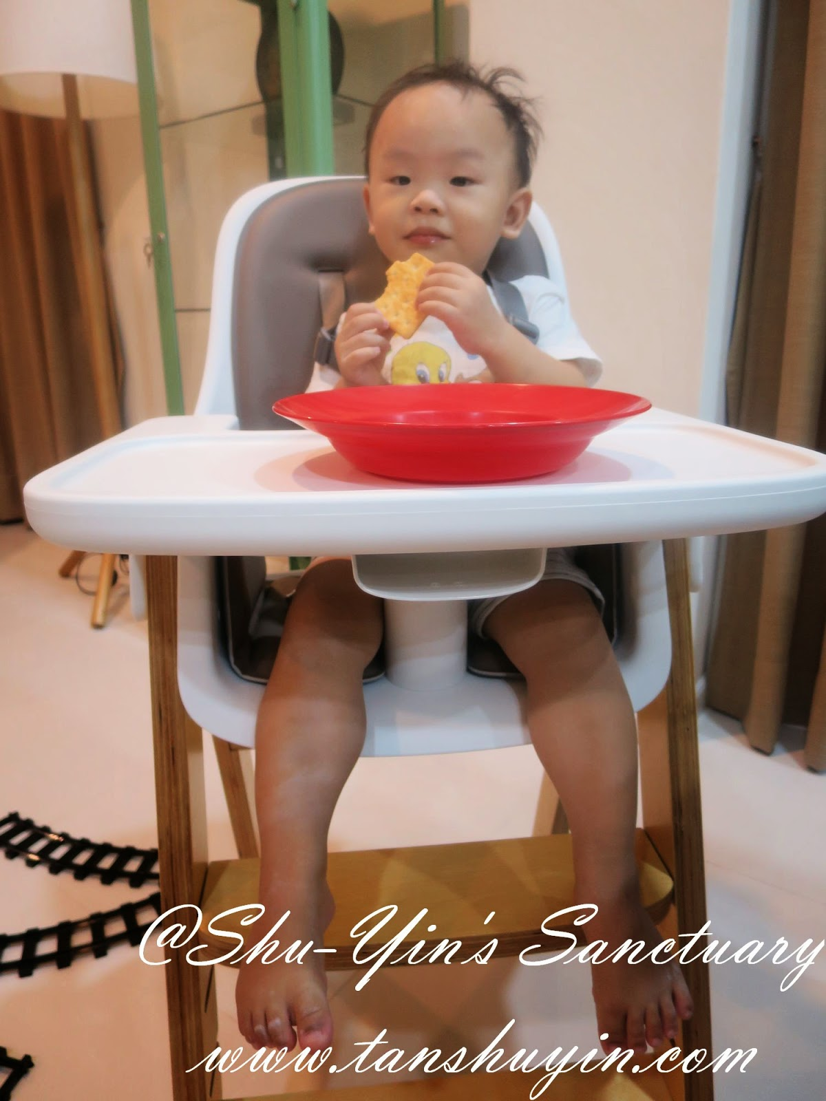 Tot Sprout High Chair Review Orange Arm Shu Yin 39s Sanctuary Oxo