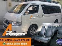 Jadwal A-Express Travel Boyolali - Jakarta