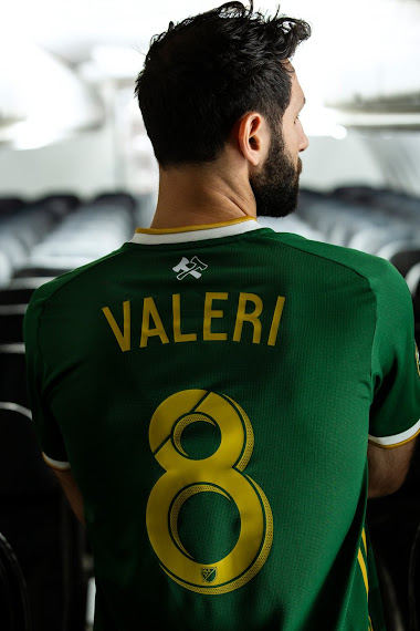 wholesale dealer 7d6dc 6e34d Portland Timbers 2019 Home Kit Released - Footy Headlines