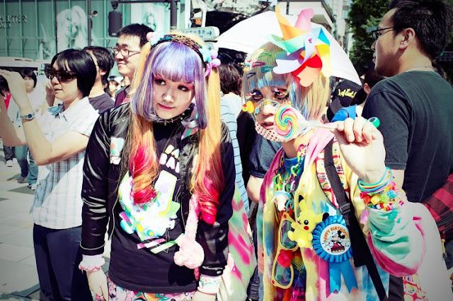 Fashion di Tokyo