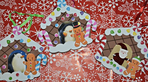 Baker Ross Christmas Mix & Match Kits Review