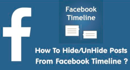 facebook how to delete a hidden post