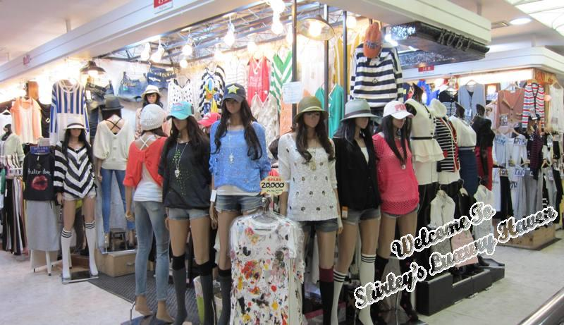 seoul dongdaemun korea shopping paradise