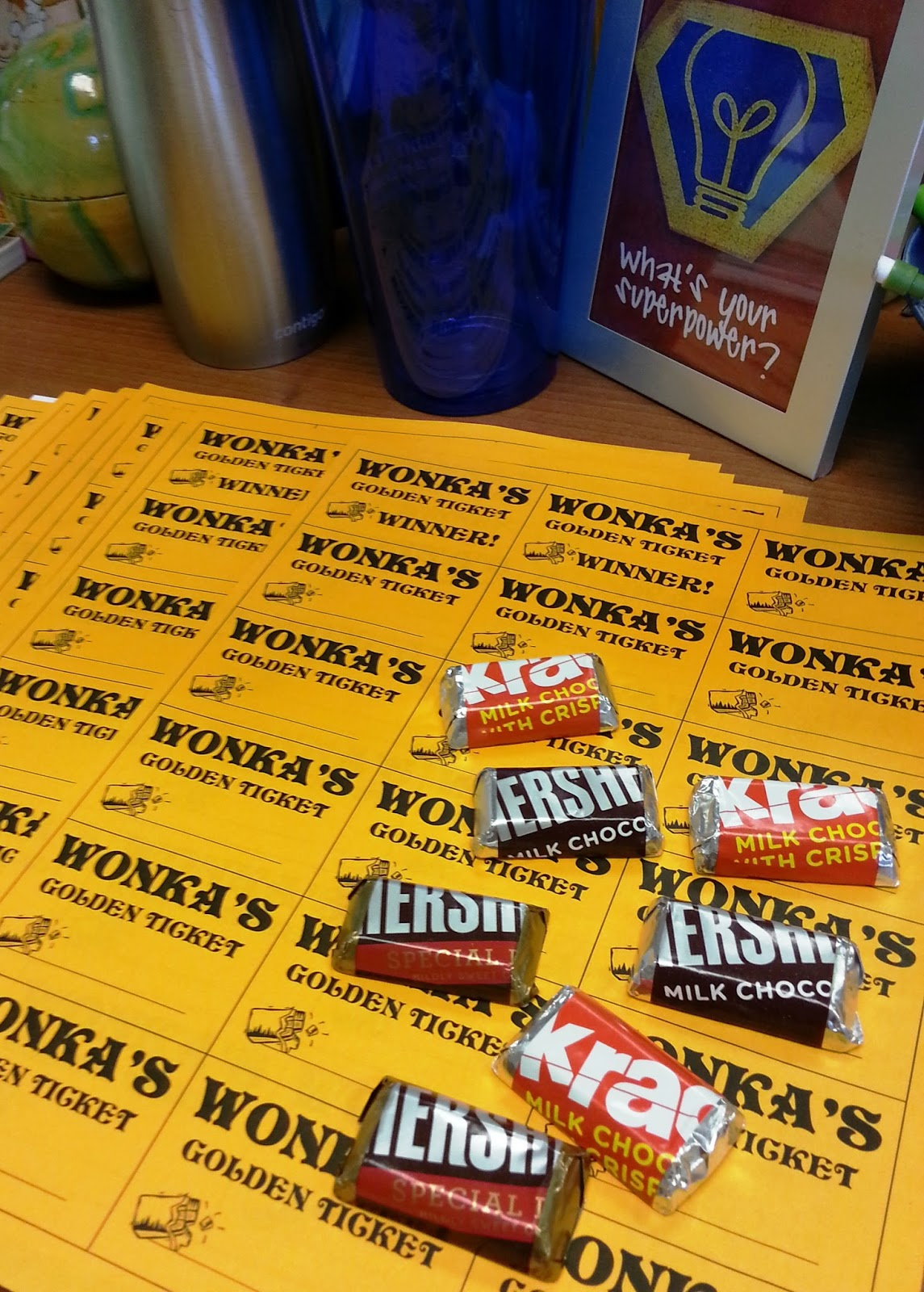 Ideas for Wonka Week in the elementary classroom - perfect for the end of the year or any time you need to mix up your classroom management!