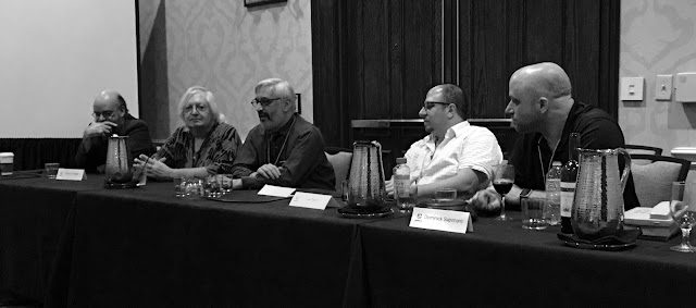 ArmadilloCon Art Panels with Dominick Saponaro and Joe Monti