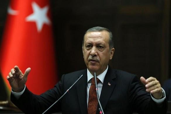 Presiden Erdogan Minta Warga Turki Tukar Mata Uang Asing ke Lira