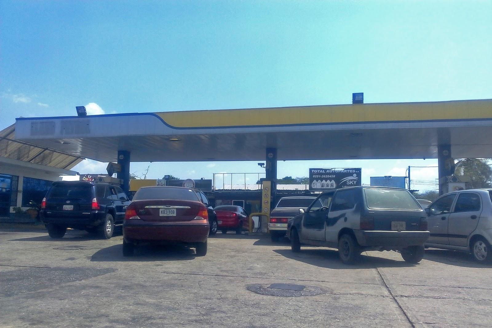 El Periódico de Lara: En Palavecino estaciones de servicio no ...