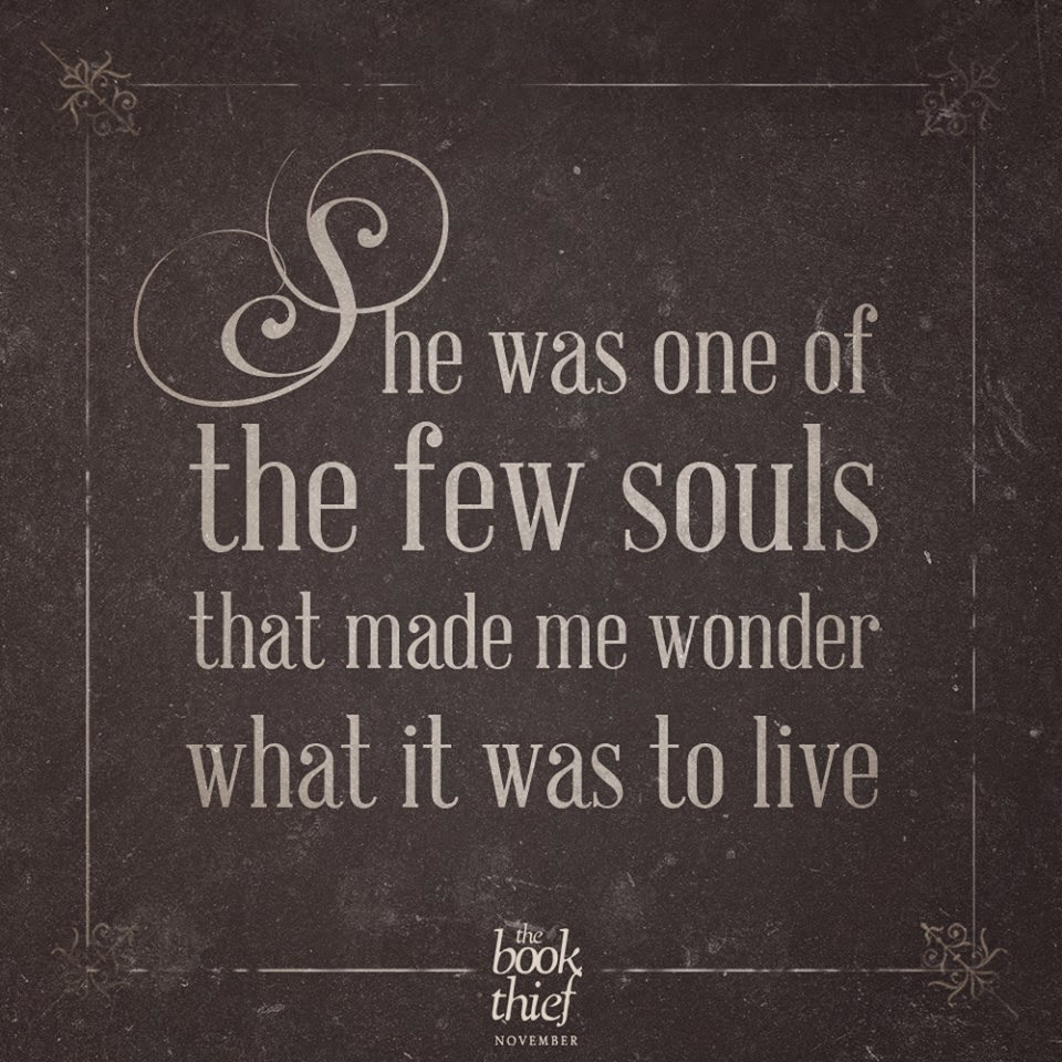 she was one of the few souls that made me wonder what it was to live