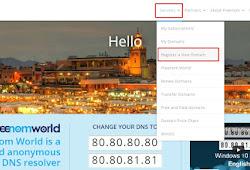 Malas Menghapal Ip Public Yuk Ganti Pakai Domain Gratis Pusatrik Com