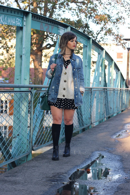 cuissardes-chaussettes-hautes-veste-oversize-stradivarius-gilet-maille-zara-look-mode-fashion-blog