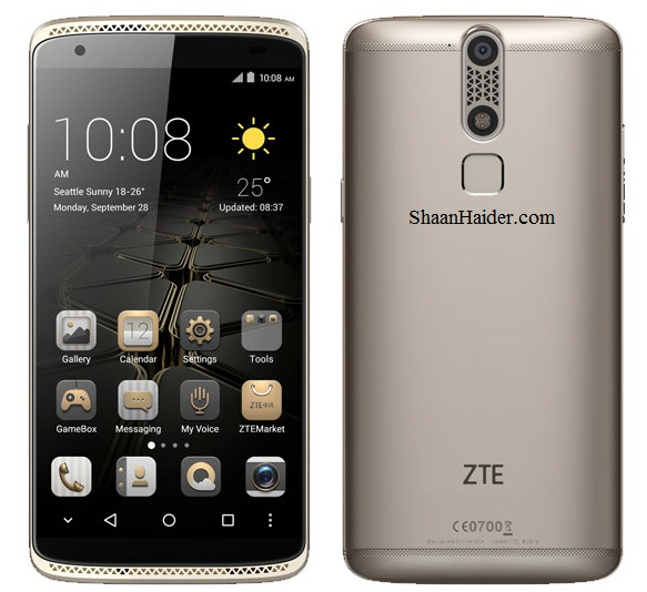 ZTE Axon Mini : Full Hardware Specs, Features and Price
