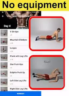 Exercícios em casa Gym Pro grátis