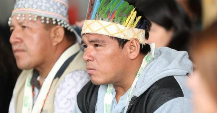 Ministerio de Cultura recoge aportes de organizaciones indígenas