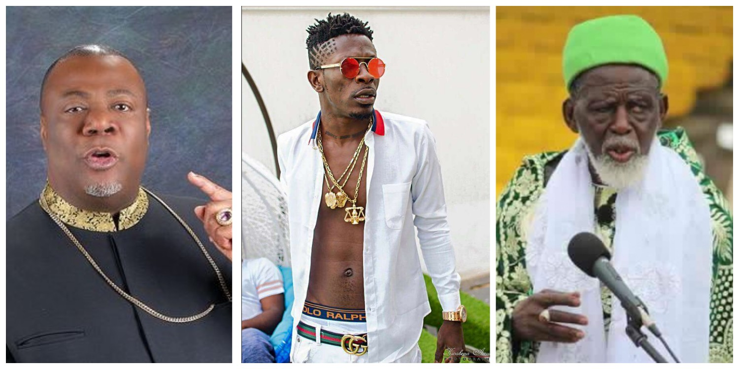 VIDEO: Shatta Wale, Duncan Williams, & Chief Imam Are All 'Occult? - Evangelist Provides Proof