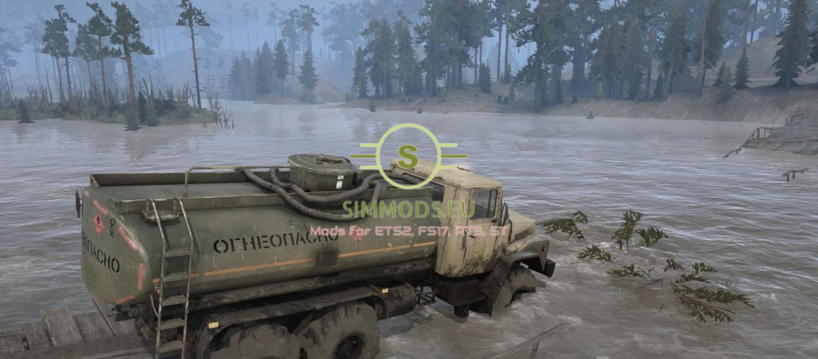 North America Russia Map%0A On the map   Garage  opened   Refueling  Lesopoval  Loading points   Pilots  Points of intelligence  machine slotsVersion      for Spintires